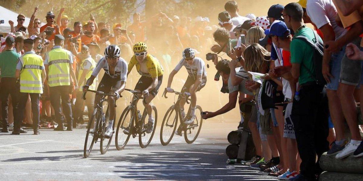 Aficionados se pusieron hostiles en doceava etapa del Tour de Francia