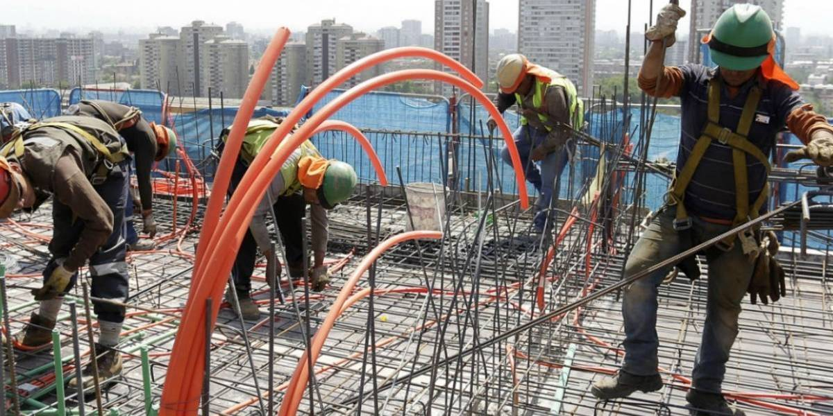 Actividad de la construcción cierra positivo primer semestre