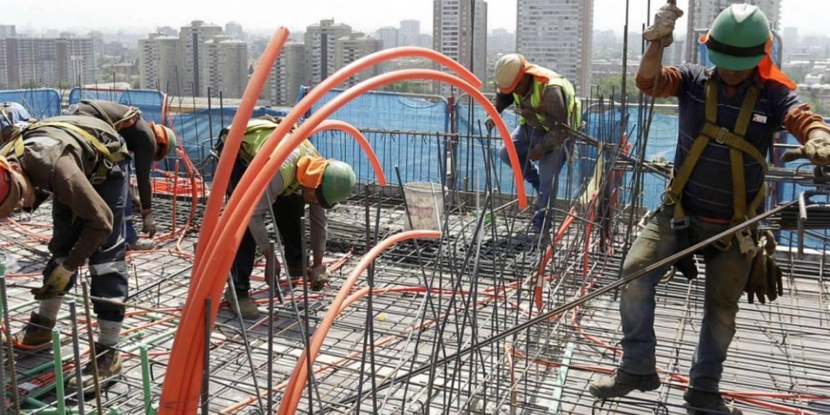Actividad de la construcción crece por séptimo mes consecutivo