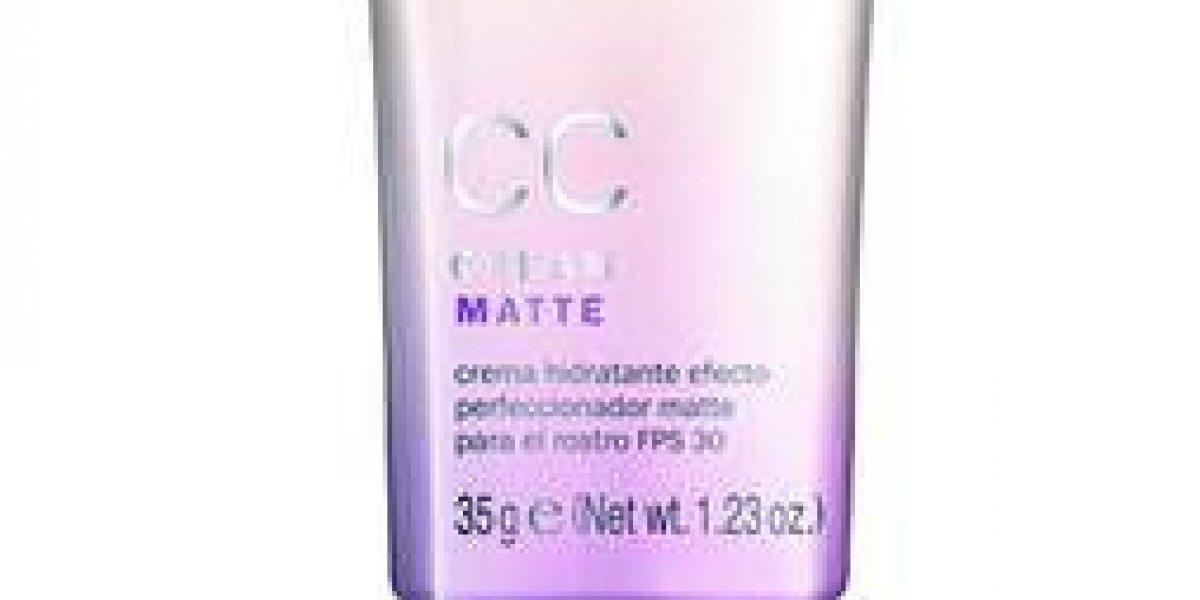 L'bel muestra nueva Libertâge CC Cream Matte