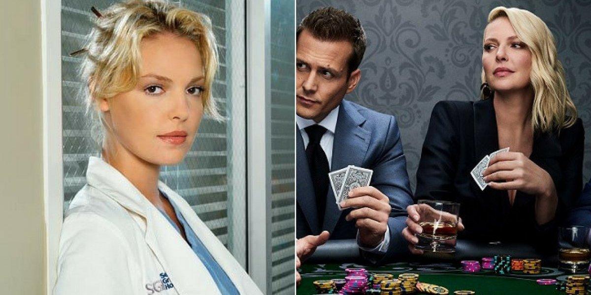 Ex Dra. Izzie de Grey's Anatomy volta para a TV; Katherine Heigl aparece melhor do que nunca em 'Suits'