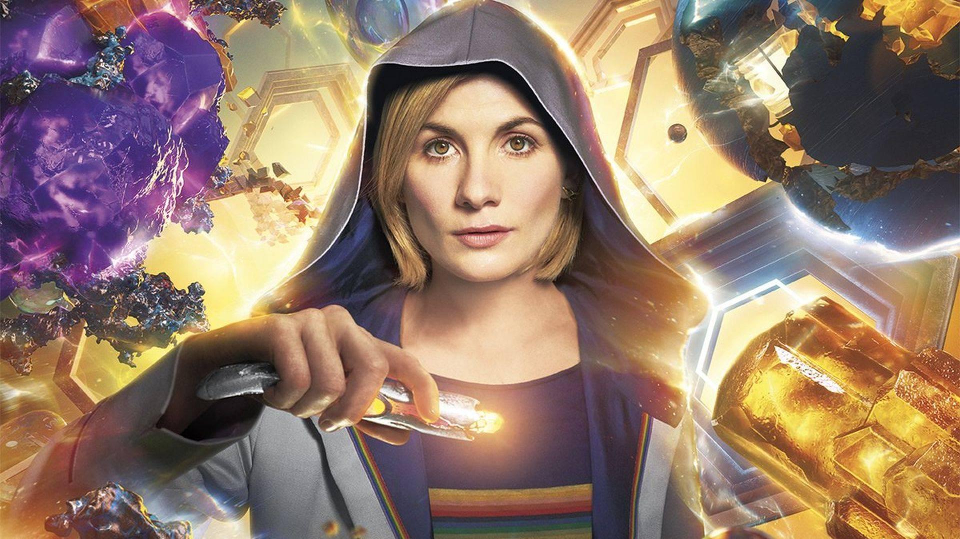BBC lanza el primer tráiler de Doctor Who con Jodie Whittaker #SDCC