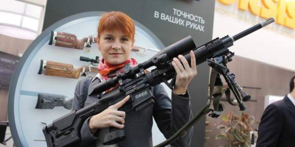 Dicen sexo y armas eran de las tácticas que usaba espía rusa detenida en EE.UU