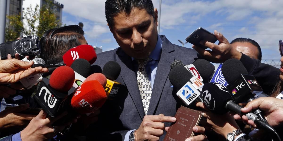 """Concluye la instrucción fiscal del """"caso Balda"""" que salpica a Rafael Correa"""
