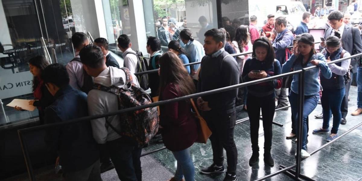 Ofrecen 2 mil plazas laborales en XXII Festival del Empleo