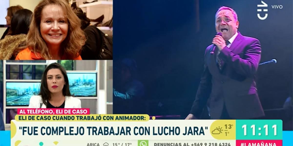 """""""¡Qué absurdo tu comentario!"""": Eli de Caso le """"paró los carros"""" a Daniela Aránguiz en """"La mañana"""" de CHV"""