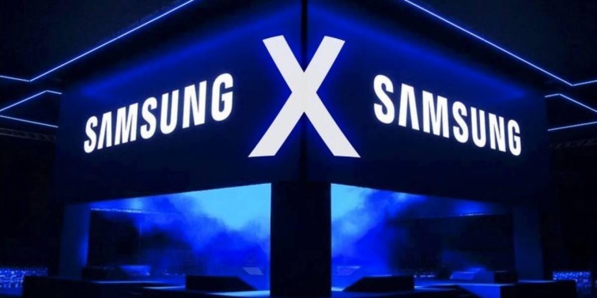 Novidade: Esta seria a aparência final do celular dobrável da Samsung