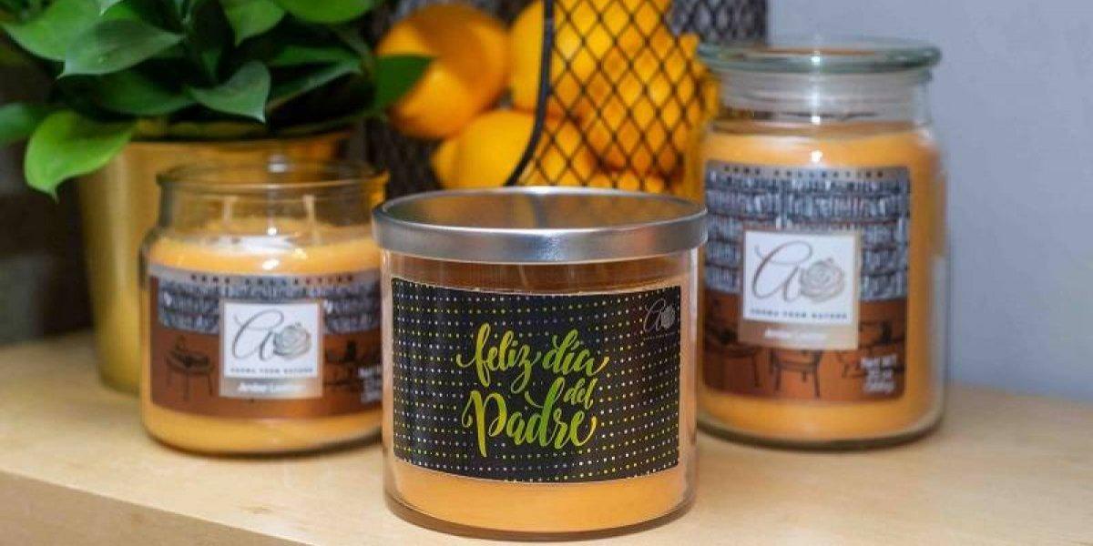 ¡From Nature un aroma personalizado ideal para regalar a Papá!