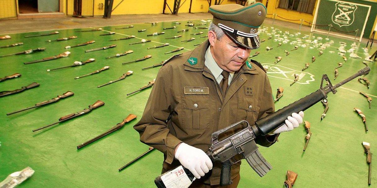"""Lo que no ve el plan del Gobierno para """"dar en el blanco"""" en la búsqueda de 243 mil armas: el poder de fuego de los delincuentes"""