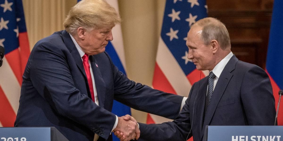 A pesar de las críticas, Trump quiere segunda reunión con Putin