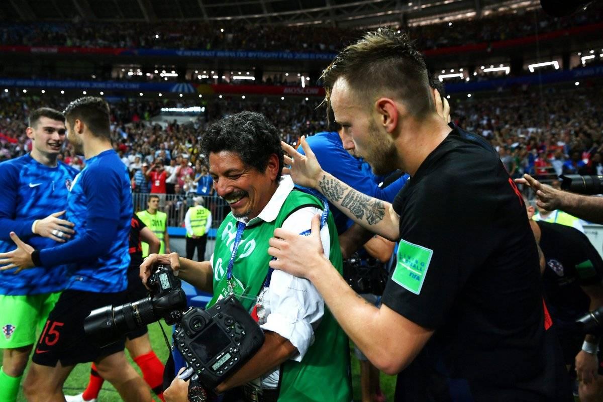 Yuri Cortez fue todo un personaje en el Mundial / imagen: Getty Images