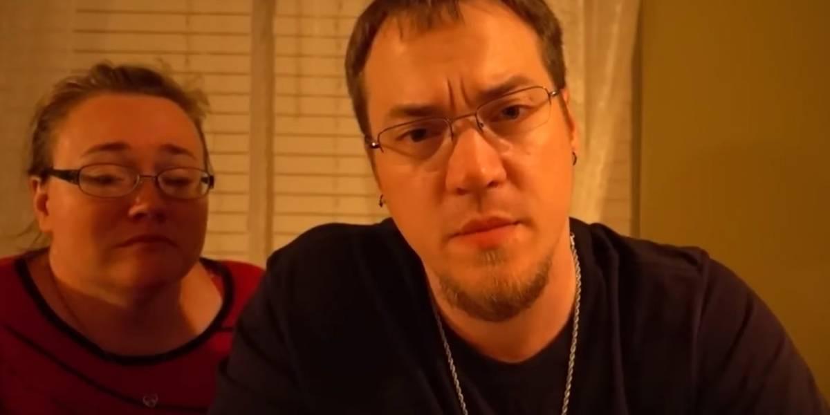 """Padres crueles que """"bromeaban"""" con sus hijos fueron eliminados de YouTube por abuso"""