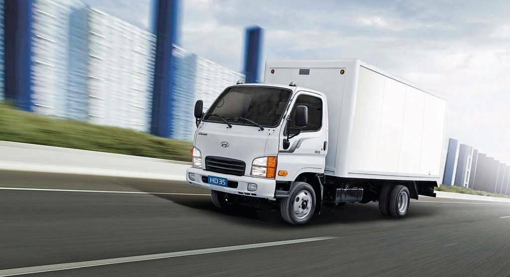 Hyundai Camiones y Buses