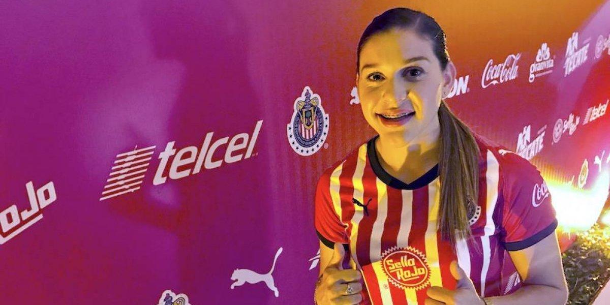 ENTREVISTA: Norma Palafox acepta que sí le afectó quedar fuera del Mundial Sub-20
