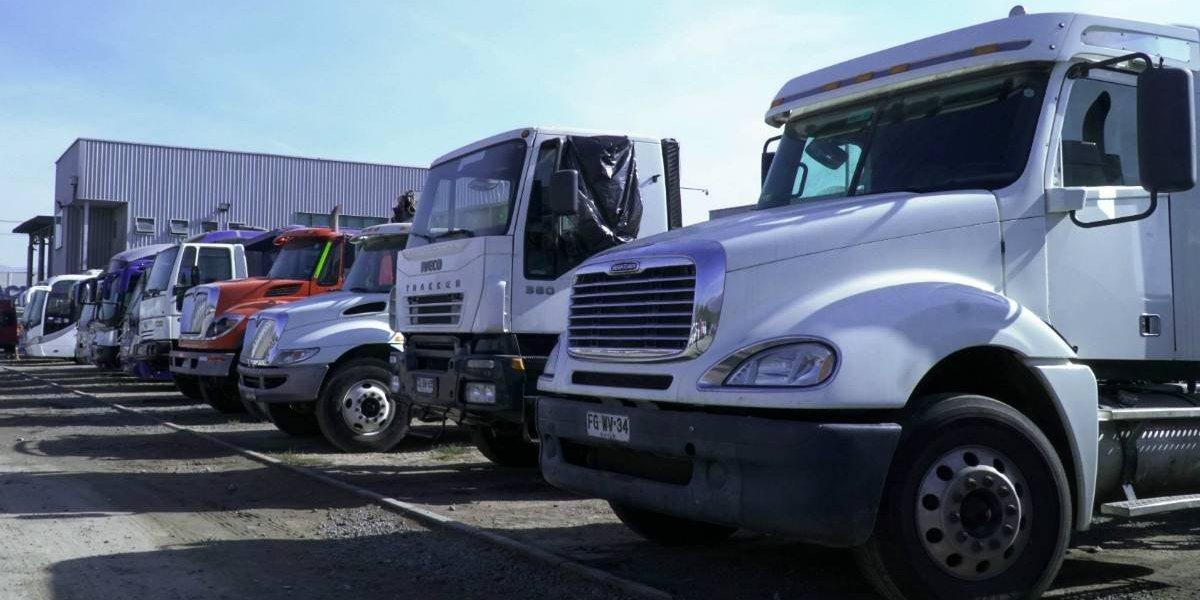"""Grupo Maco """"remata"""" sus camiones usados"""