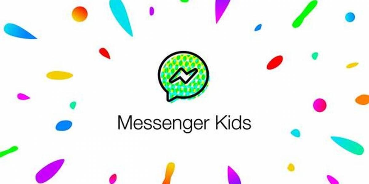 México: Ya está disponible Messenger Kids, la app de mensajería para niños