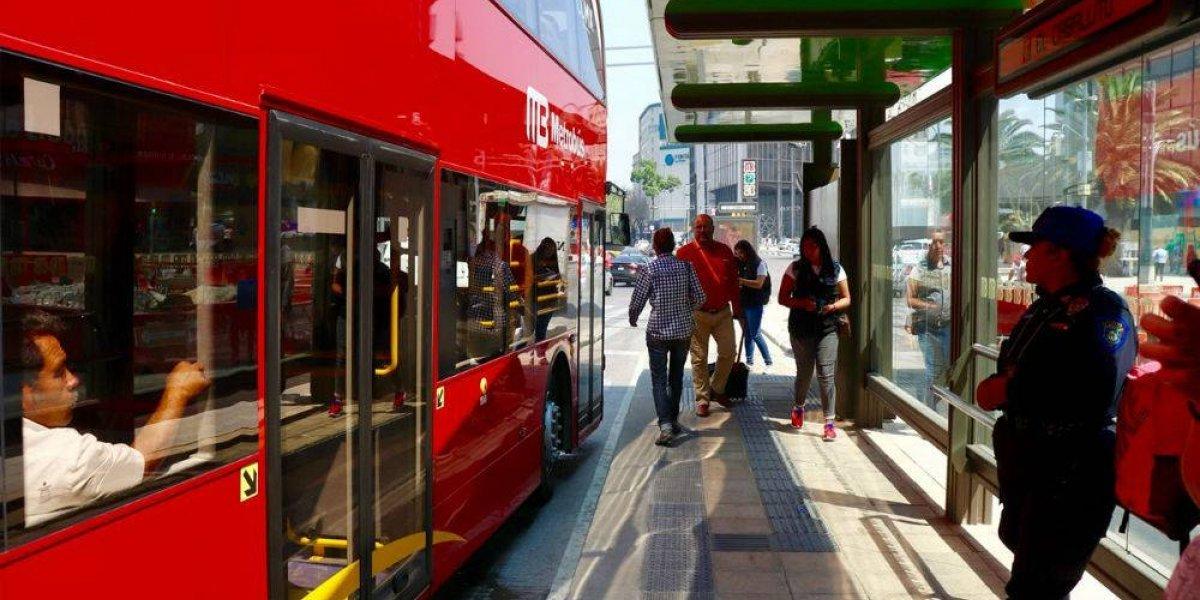 90% de los usuarios califica a la L7 del Metrobús como funcional y cómoda