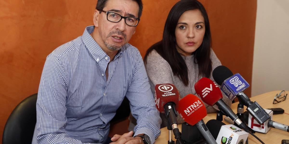 La CIDH recibe a familiares de grupo periodístico de diario El Comercio asesinado