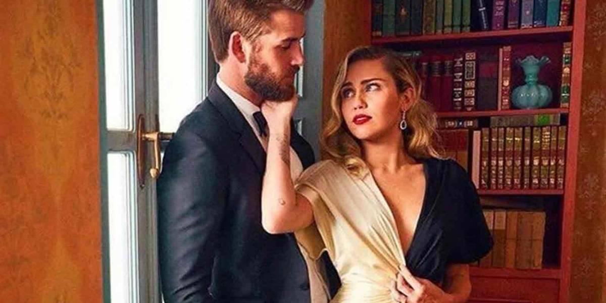 Afirman que Miley Cyrus y Liam Hemsworth han roto su compromiso (otra vez)