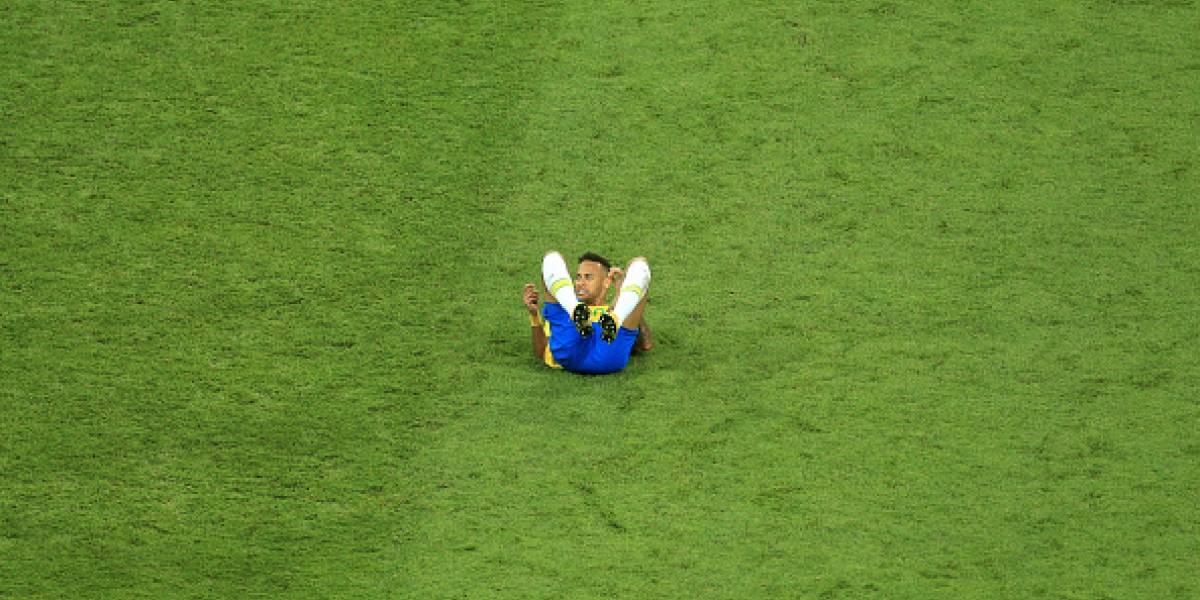 Neymar reacciona ante las burlas en su contra tras su actuación en el Mundial Rusia 2018
