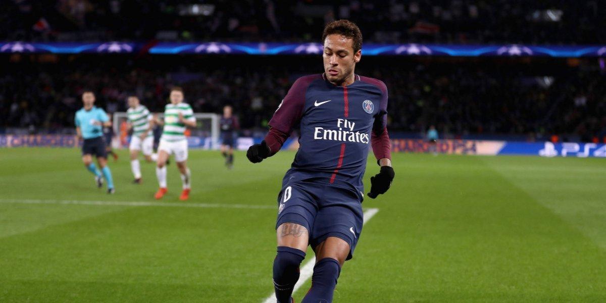 Neymar anuncia que continuará en el París Saint-Germain