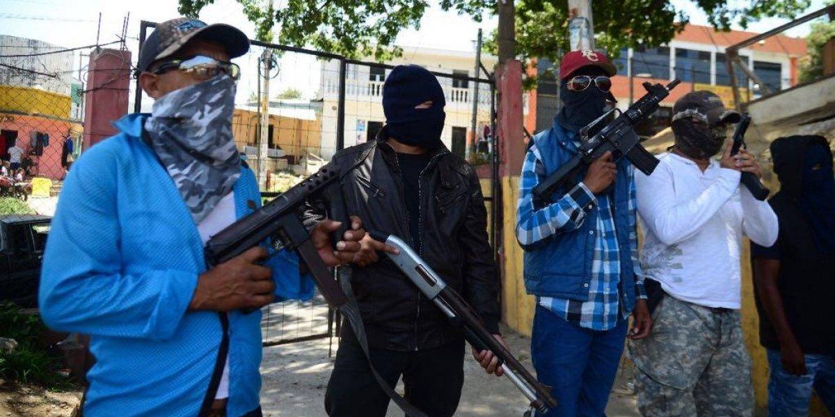 Ministerio Público investiga presencia de patrulleros en Bárcenas, Villa Nueva