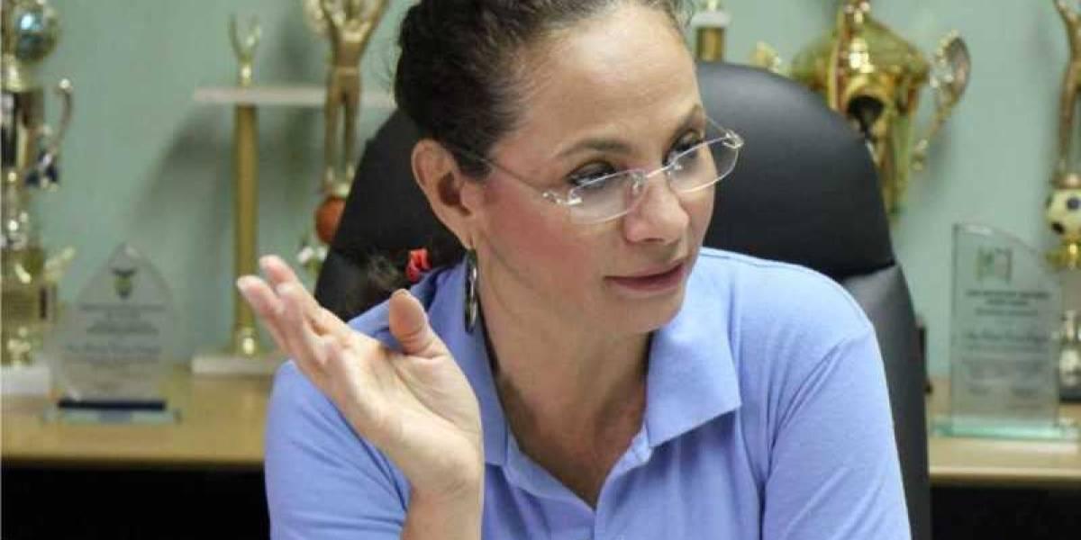 """Pierina Correa asegura que su hermano decidió donar su casa """"en vida"""" a su hijo"""