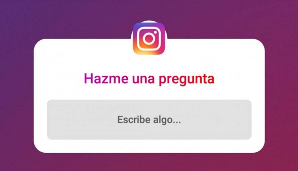 Preguntas Instagram