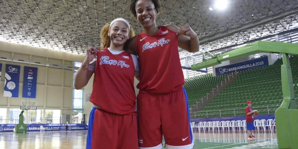 Puerto Rico va por la medalla de oro en baloncesto femenino en Juegos Centroamericanos