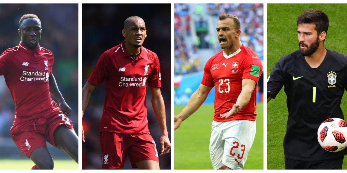 Millones por montón: El temible equipo que pretende armar el Liverpool de Klopp para recuperar Europa