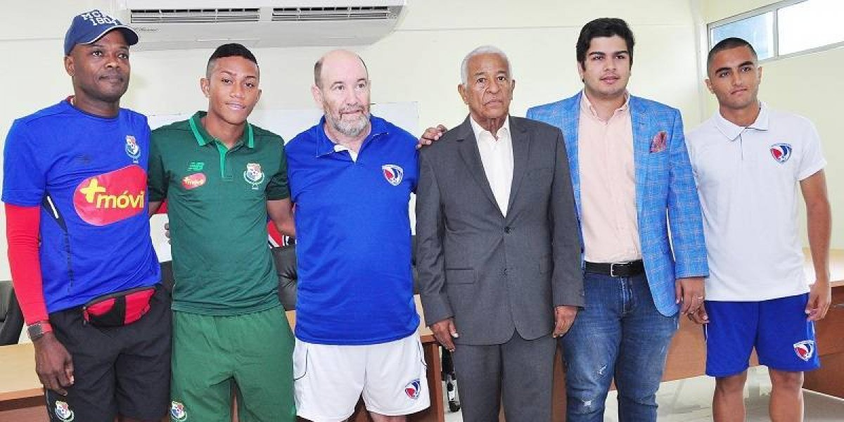 RD recibe a Panamá con miras al Mundial Sub-20