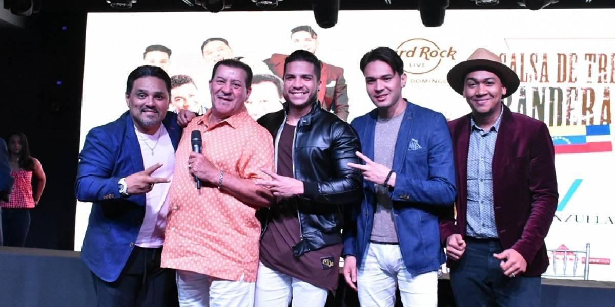 """Mañana es el concierto """"Salsa de tres banderas"""" en Hard Rock Café"""