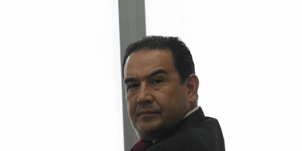 MP solicitó a PNC certificación del expediente de solvencia de antecedentes policiacos de Samuel Morales