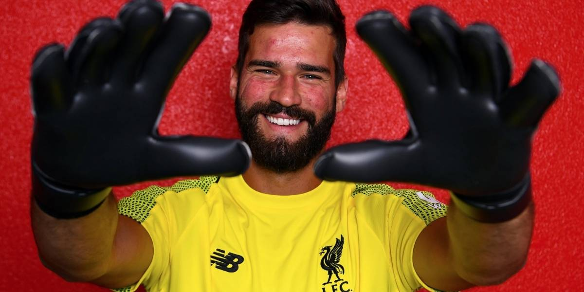 Alisson Becker deja la Roma para fichar con el Liverpool