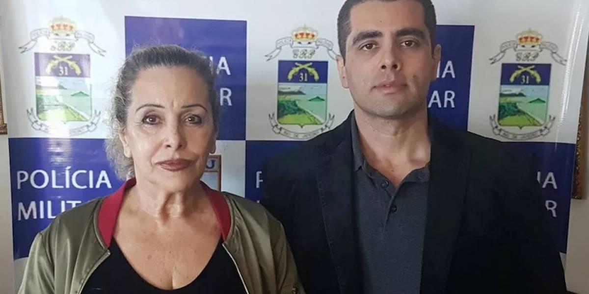 'Doutor Bumbum' e sua mãe seguem para presídio no Rio