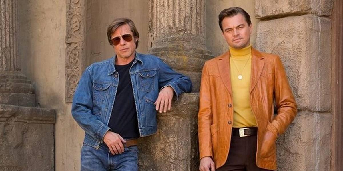 Tarantino grava cenas de Era uma Vez em Hollywood na Mansão Playboy