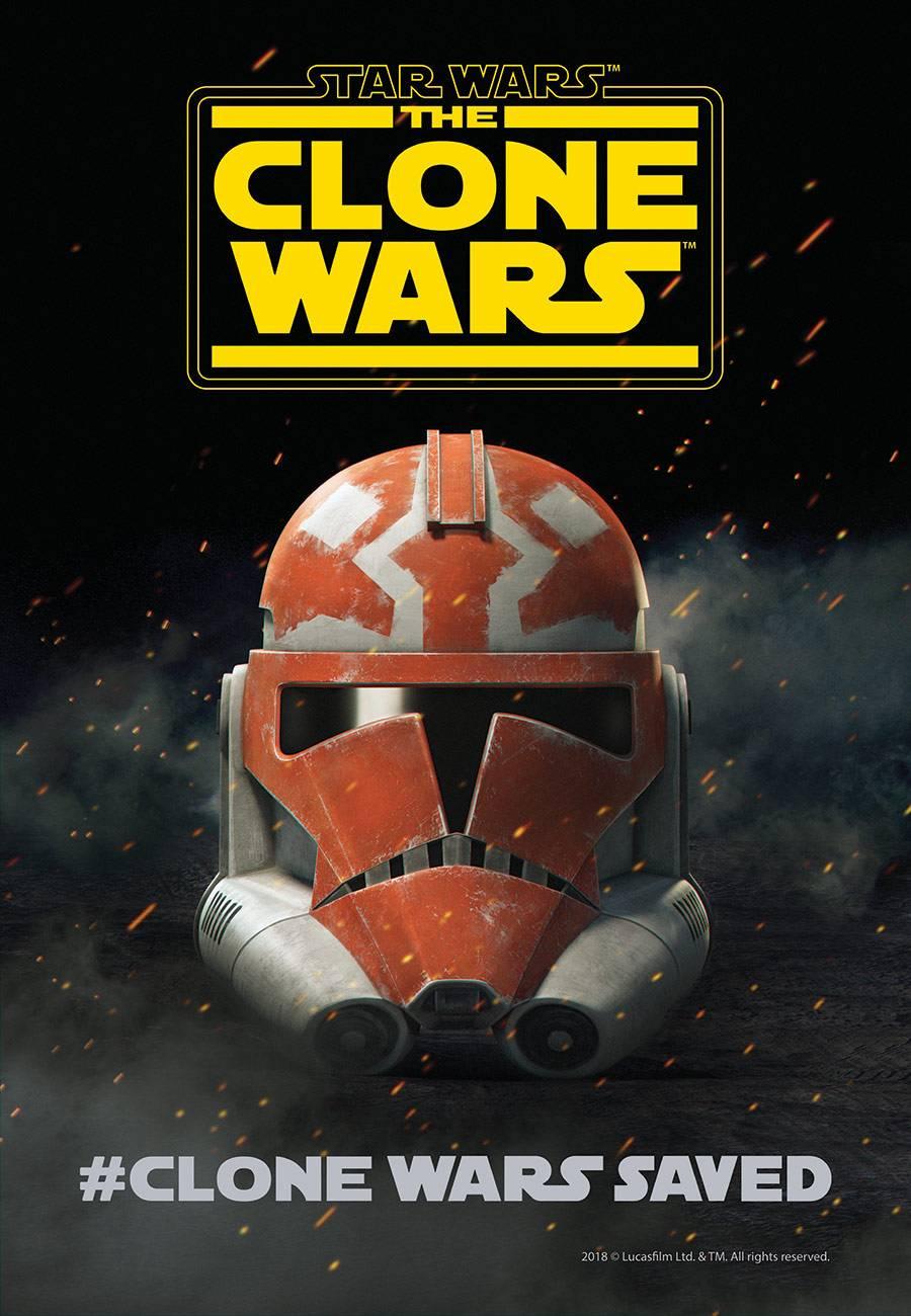 """""""Star Wars: The Clone Wars"""" está de regreso y ya tenemos primer tráiler"""