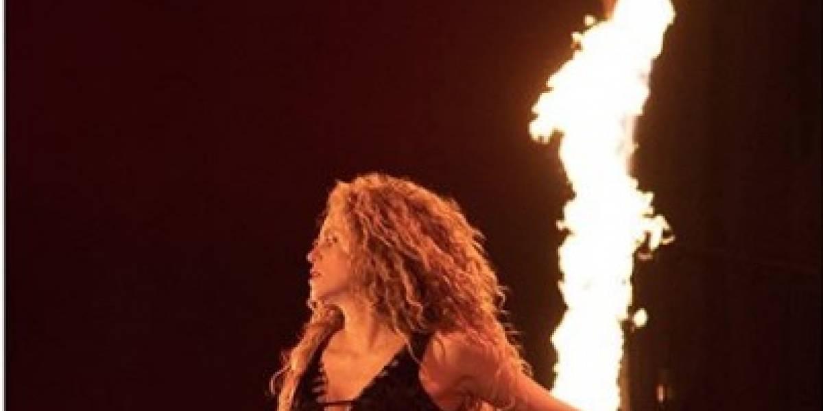 VIDEO: Shakira envía un mensaje a los ecuatorianos