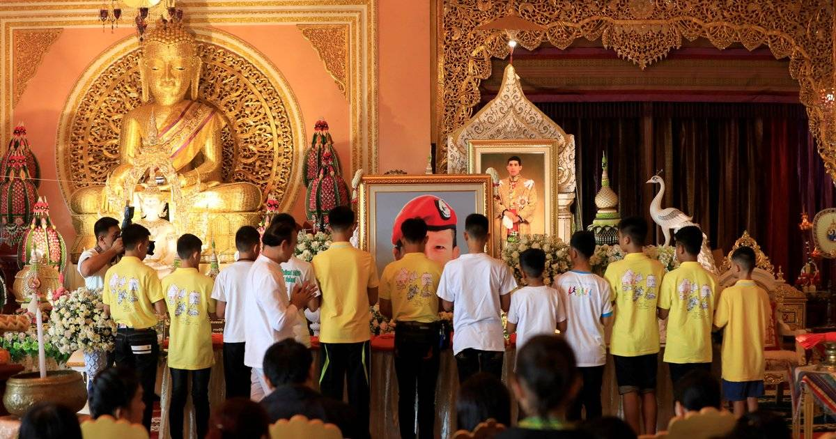 Templo Wat Phra That Doi Wao Soe Zeya Tun/Reuters