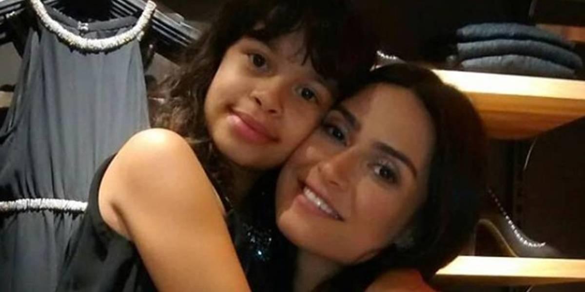Thaila Ayala publica homenagem para amiga que morreu de câncer