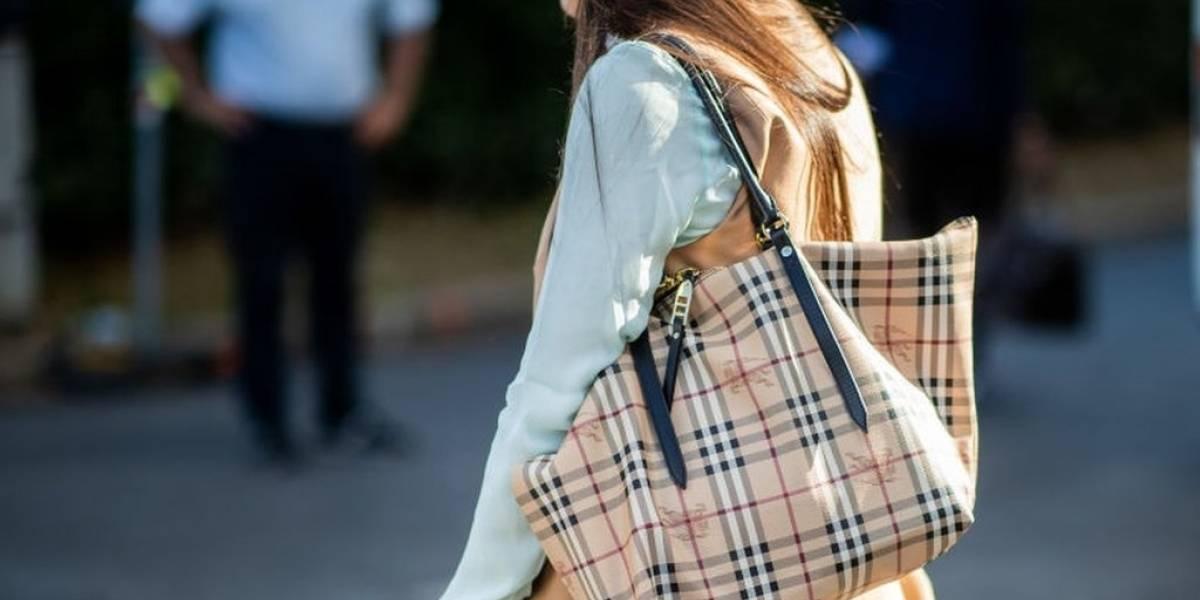 Marca de luxo Burberry queima roupas, perfumes e acessórios no valor de R$ 141 milhões