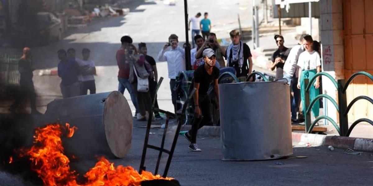 Al menos tres palestinos muertos tras bombardeos israelíes en Gaza
