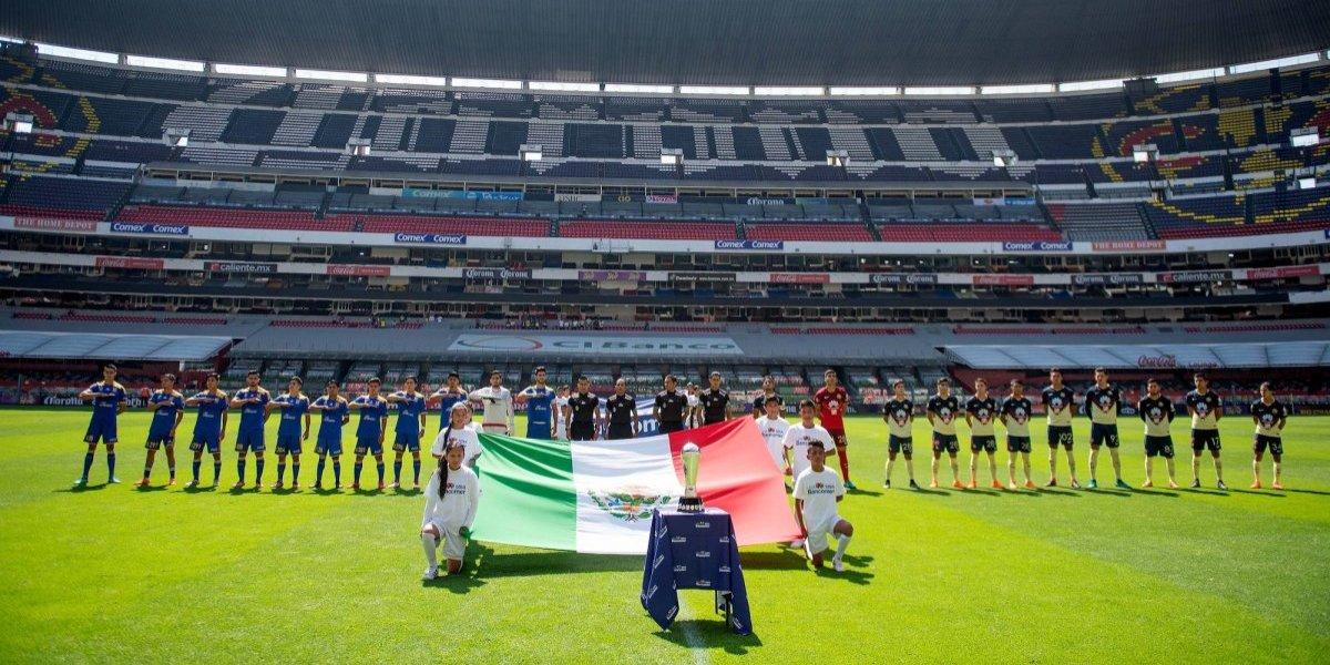 VIDEO: ¿Qué es el pasto híbrido que tendrá el Estadio Azteca?