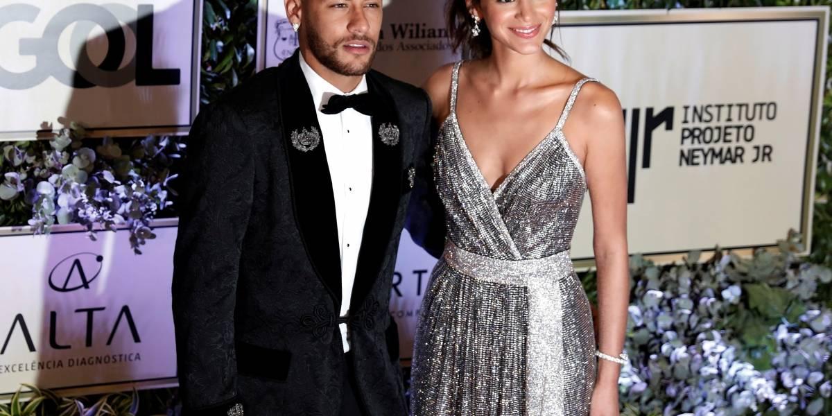 Veja o look dos famosos no leilão do Instituto Neymar