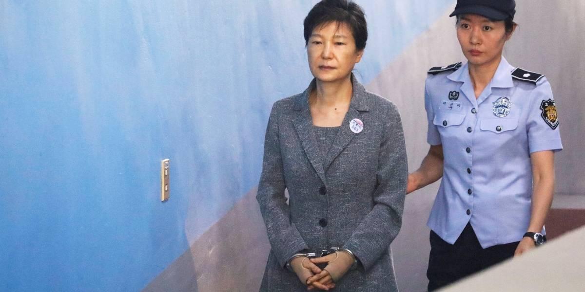 Coreia do Sul condena ex-presidente a mais oito anos de prisão
