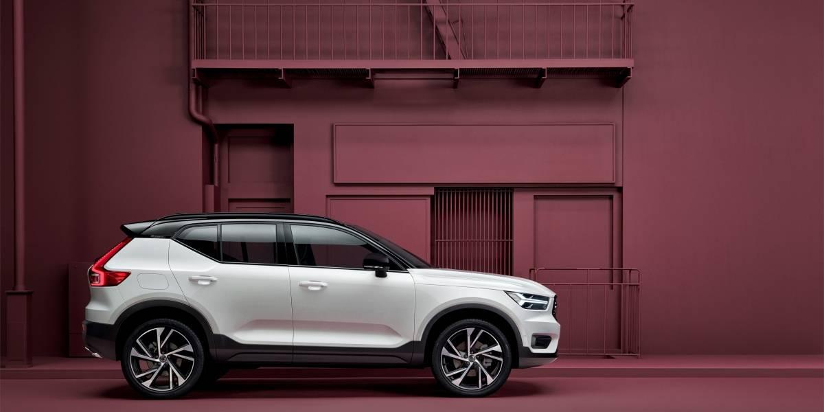 El Volvo XC40 se luce ante las nuevas exigencias de la Euro NCAP