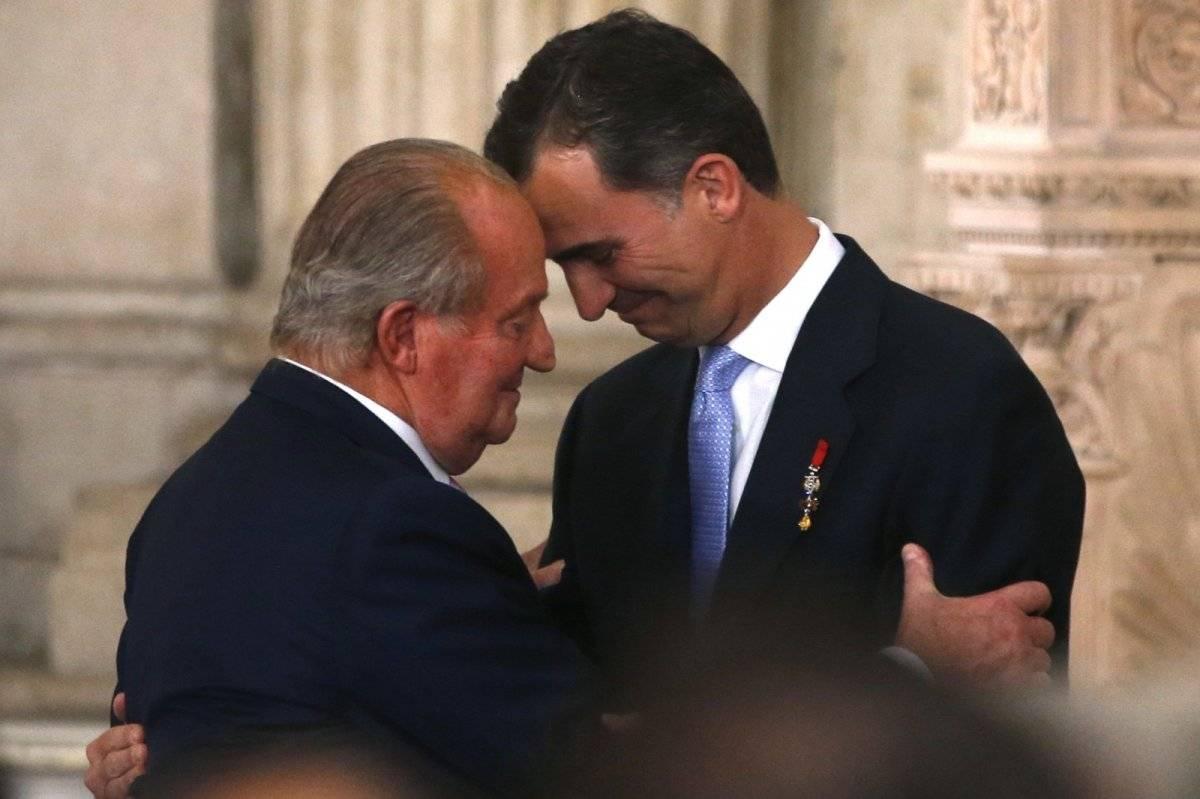 Felipe VI Juan Carlos I