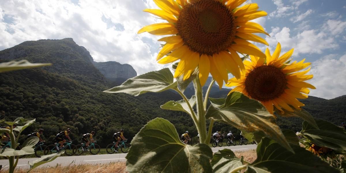 Clasificación de la etapa 13 del Tour de Francia: Calma después de la tormenta alpina