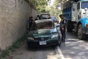allanamientos en Bárcenas, Villa Nueva