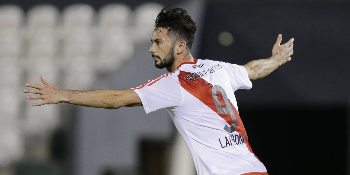 Marcelo Larrondo se olvida de la U. de Concepción al encontrar nuevo club en Argentina